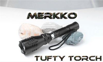 Merkko Tufty Bird Scaring Torch NEW Carp Fishing Bird Scaring Torch