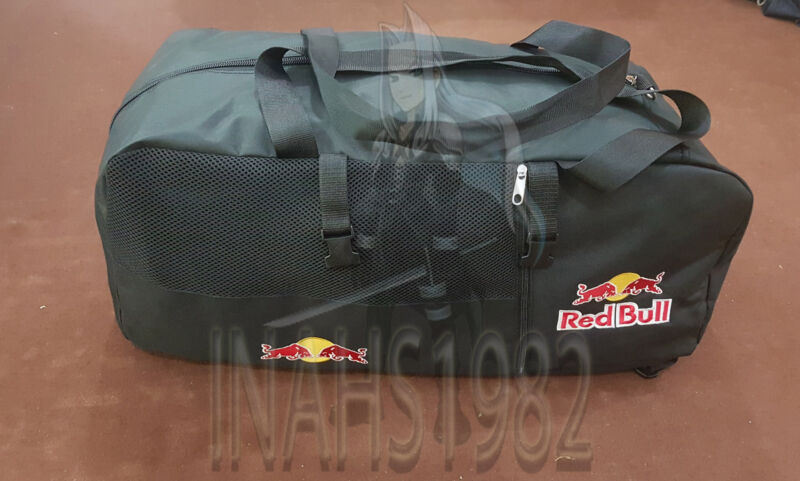 Red Bull outdoor Sports Bag Travel Backpack Hiking waterproof Air Cool Cycle bag