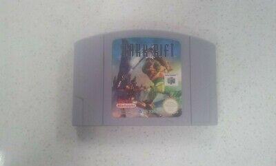 Dark Rift N64 Game Used PAL Region