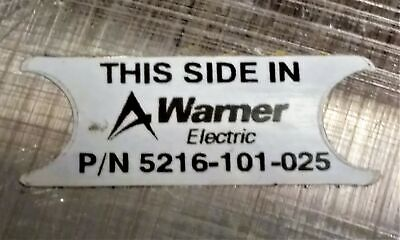 Warner Electric 5216-101-025 Tension Brake