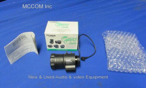"""Fujinon DV10x7B-SA2L 1/2"""" 7-70mm F1.8 CS Lens"""