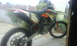 KTM SXF 450 2007 swap for banshee Byford Serpentine Area Preview