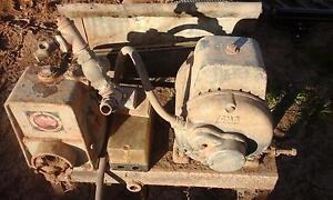 old water pump and electric motor Tatura Outer Shepparton Preview