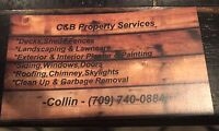 C&B Property Services.