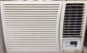 LG window / wall air conditioner 4.5kw cool/heat!!!