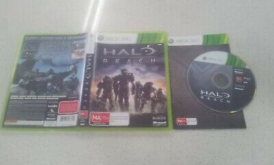 Halo Reach Xbox 360 Game USED PAL Region (Works on Xbox One) comprar usado  Enviando para Brazil