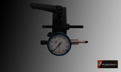 JET LATHE BD920W CARRIAGE STOP WITH DIAL INDICATOR