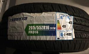 Summer tire 205/55/16
