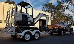 EXCAVATOR HIRE BRISBANE - BOBCAT HIRE BRISBANE - DIY HIRE Everton Hills Brisbane North West Preview