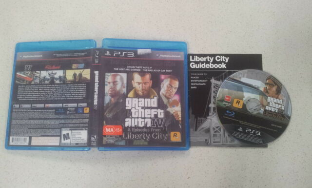 Grand Theft Auto The Complete Edition PS3