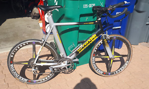 Large Time Trial Bike