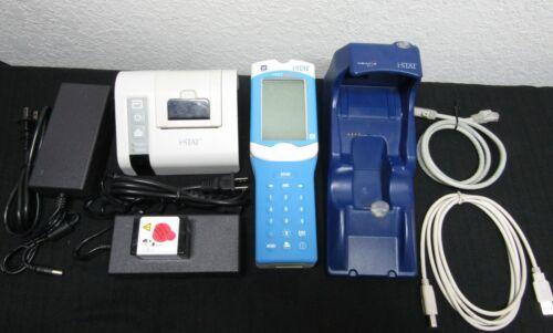 (2018) Abbott i-STAT 1 300 W Handheld Clinical Blood Analyzer w/ Printer Dock