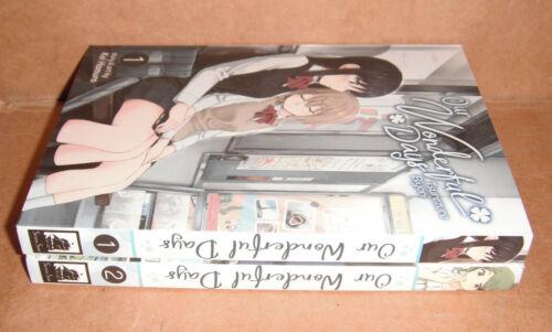 Our Wonderful Days Vol. 1,2 Manga  English