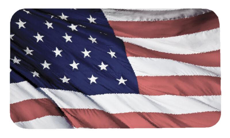 USA Flag Screen Door Magnet Screen Saver Magnet Set Made In USA