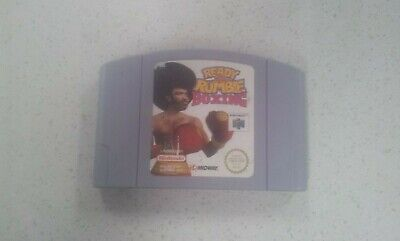 Ready 2 Rumble Boxing N64 Game Used PAL Region