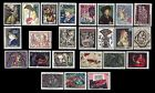 France Art, Artists Collections Stamps