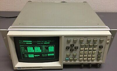 Hp 54200a Digitizing Oscilloscope 2 Channels