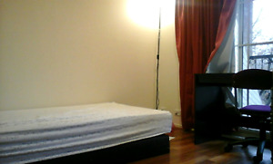 Twin share at a furnished double room to rent out available. We r