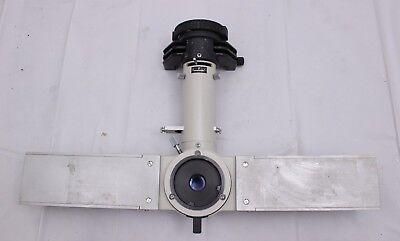 Custom 6 Cube Nikon Fluorescence Attachment Optiphot Labophot Microscope