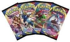 1 POKEMON SWORD AND SHIELD BOOSTER PACK | 1 BOOSTER PACK