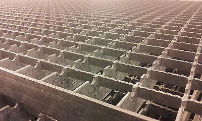 Industrie Gitterrost 1000x1000x 30/30 Tragstab 30/2mm Rutschhemmend