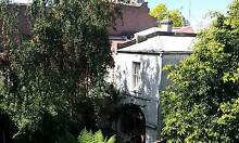 Warm Large Quiet Furnished Bedroom Garden views Carlton Melbourne City Preview