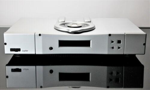 Vintage Rega Jupiter CD Player Audiophile w/Remote and Original Purchase Docs