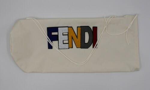 Yoga Mat Bag: Chenille FENDI Multicolor