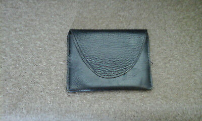 Small Leather card/pass holder