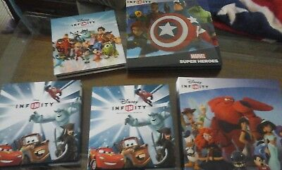 Disney Infinity Discs Collection series 1 2 3