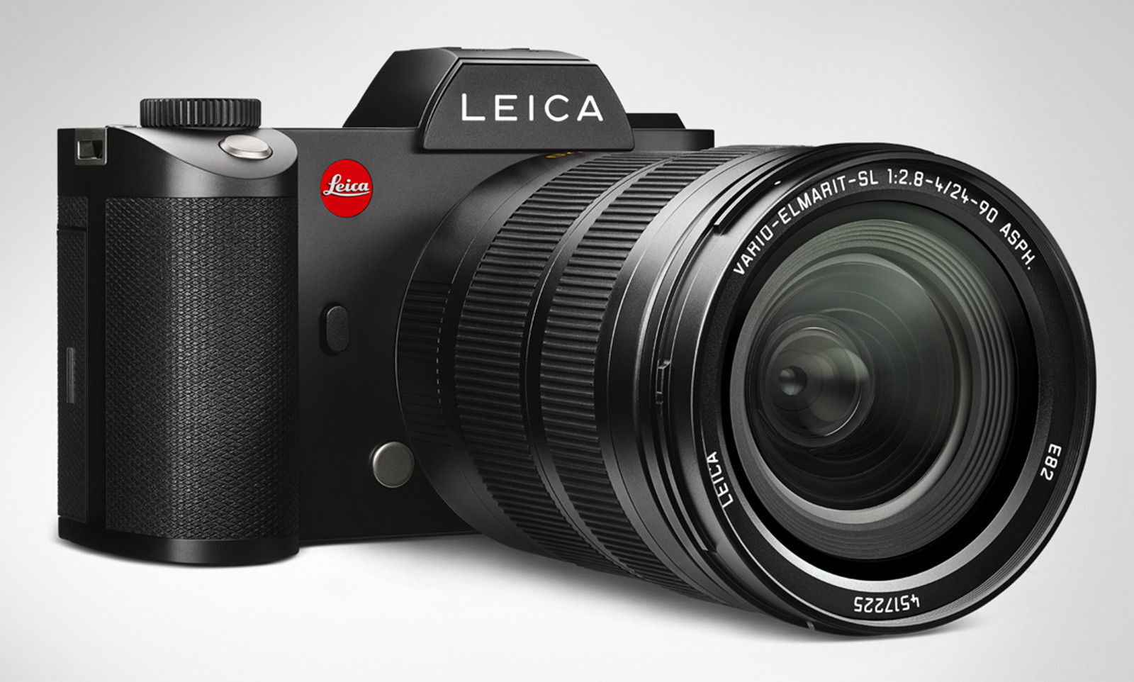 New Leica SL Typ 601 24MP 4K Video Mirrorless Digital Camera