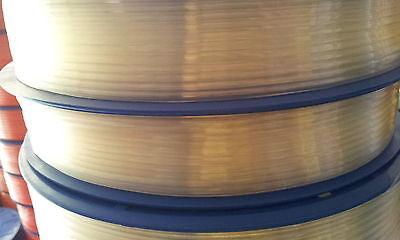 4 Pneumatische Rollen (6x4 mm Pneumatik PU Schlauch klar 160 Meter Rolle,  ETPUTUBEK6x4-R)
