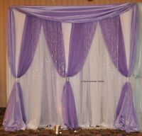 Event Planning & Reception Decor