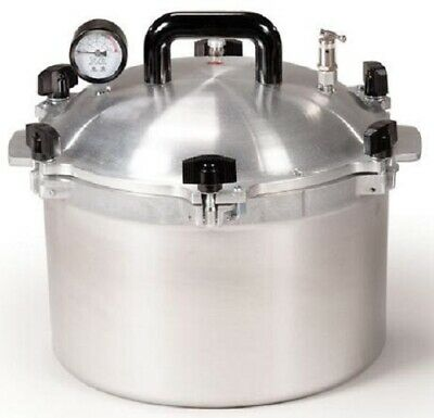 New All American 1915x Stove-top Autoclave