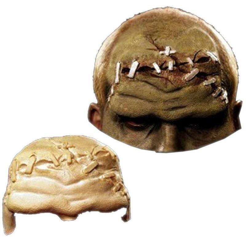 Frankenstein Forehead Foam Latex Franken Monster Brow Prosthetic Appliance