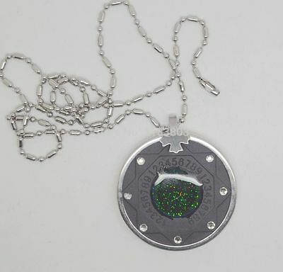 Ion Bio Scalar Energy necklace energy pendant Quantum colorful stainless steel, used for sale  China