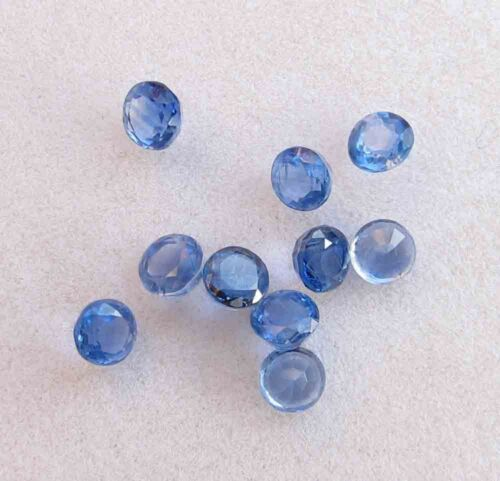 4.00 Carat KYANITE 100%Natural Round AAA+ EXCELLENT Rare Quality Gemstone