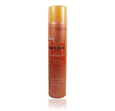 Matrix Smoothing System 4 Waterfree Hairspray 10 oz ( dented)
