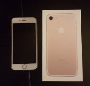Iphone 7 Rose Gold - non negotiable
