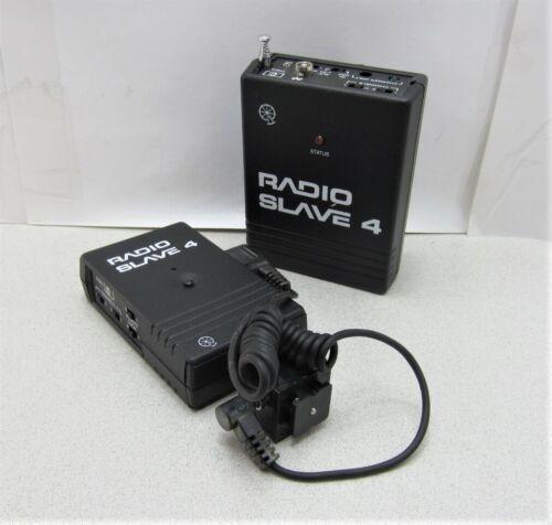 Quantum Instruments Radio Slave 4 Sender & Remote