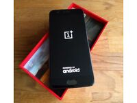 OnePlus 5 Midnight Black 64GB