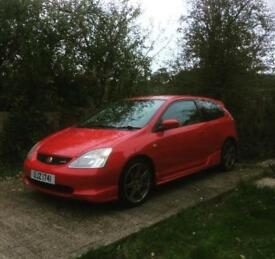 Ep3 Type R Breaking or Sell as whole