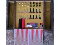 Chess/Draughts/Backgammon Travel Set