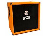 Orange OBC410 Bass Cab - 600w