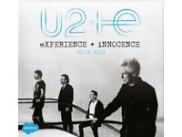 U2 tickets Manchester arena Friday 19th October