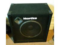 "Hartke VX115 1x15"" bass speaker cabinet"