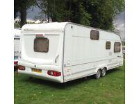 Ace Jubilee 2005 6 Berth Caravan