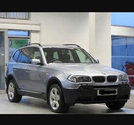 2004 BMW X3 for Sale. Low mileage