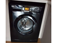 Beko A++ 7kg 1400 rpm BLACK washing machine used, but well maintained