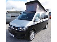 66 Reg Volkswagen VW Transporter T6 102ps Pop-Top Brand New Conversion Camper Campervan